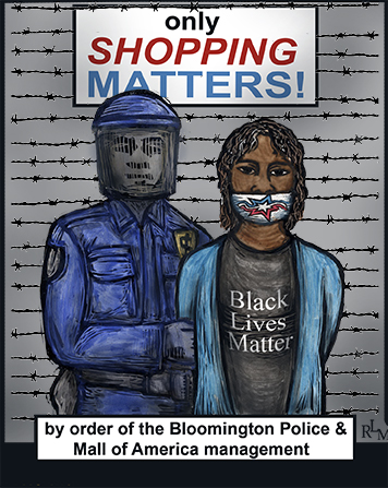 Black Lives at the Mall of America: the long shadow of history
